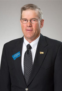 Representative Alan Redfield