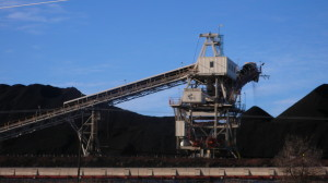 Ambre Energy's Coal Mine Expansion Confidential (Photo: Coal mine in Montana)