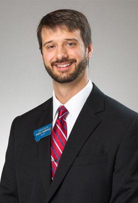 Representative Forrest Mandeville