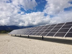 Ravalli County Communithy Solar Project.